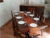 Dining Room in Maison sans Tourelle