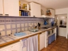 Well equipped galley kitchen in Maison sans Tourelle