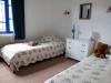 3rd bedroom in Maison de Tourelle