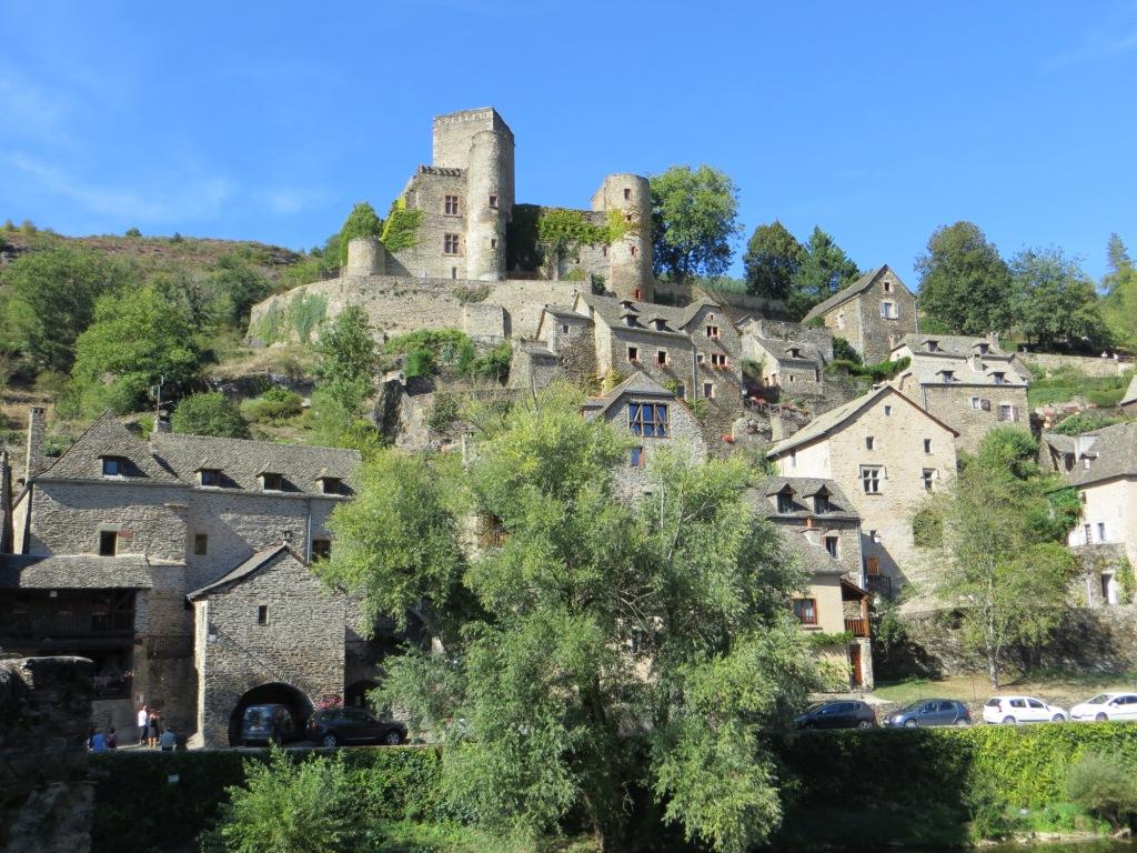 Belcastel SW France, Aveyron